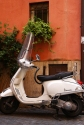 How would you like to ride a Vespa around town?