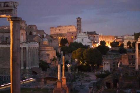 1 - Roman Forum