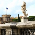 Visit the Castel San't Angelo and the Bridge of Angels