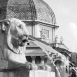 Walk around Piazza del Popolo