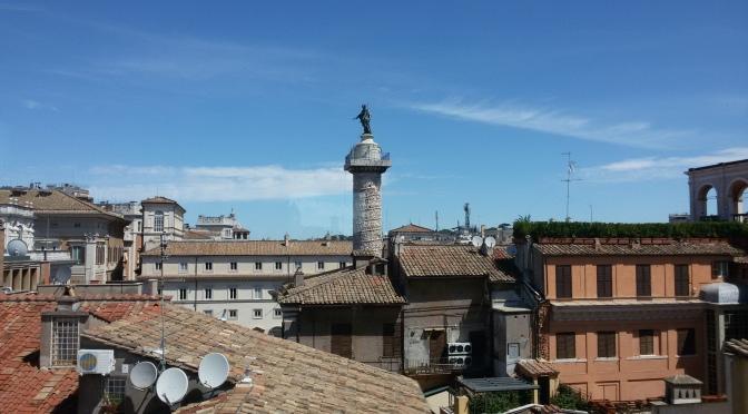 Rome Penthouse Apartment